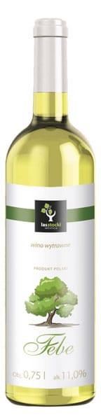 Wino z odmiany Johanniter Winnica Las Stocki